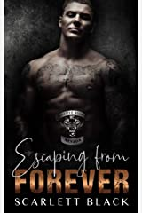 Escaping From Forever: Tank & Kat's story, Part 1 (Battle Born MC Book 5) Kindle Edition