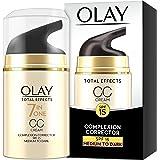 Olay - Total effects, cc cream - tono medio