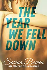 The Year We Fell Down: A Hockey Romance (The Ivy Years Book 1) Kindle Edition