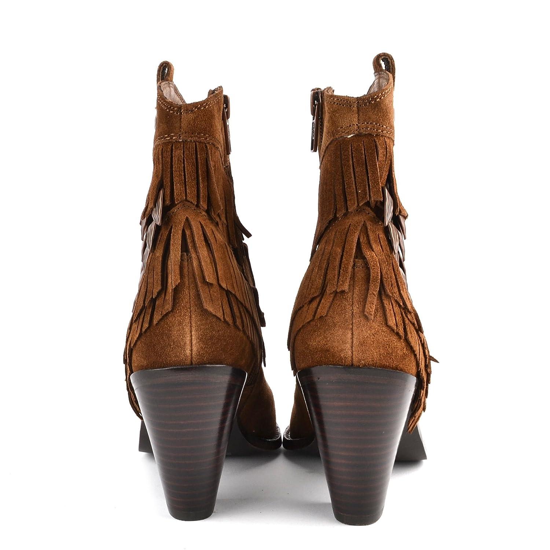 Ash Schuhe Iman Russet Stiefel aus Wildleder Wildleder Wildleder Damen 22f864