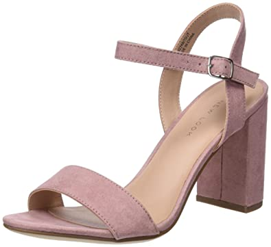 795fbe4a905 New Look Women s Sims Ankle Strap Heels