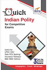 Quick Indian Polity for Competitive Exams Kindle Edition