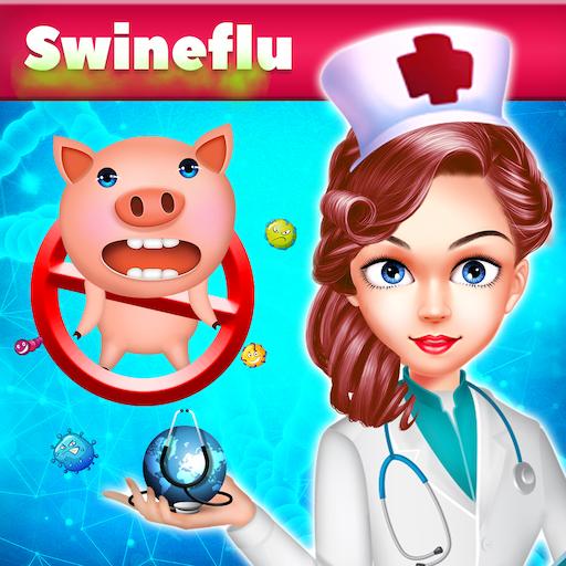 Swineflu Prevention-Pig Game