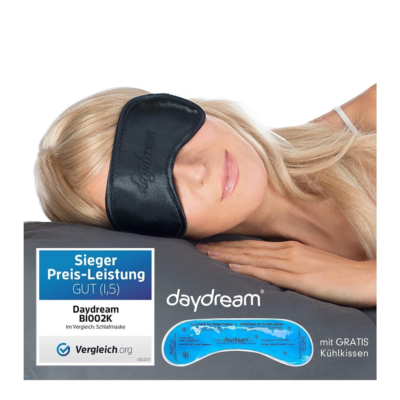 Daydream Premium Schlafmaske + Kühlkissen