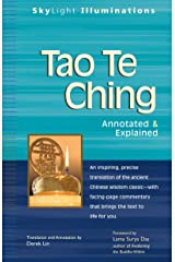 Tao Te Ching: Annotated & Explained (SkyLight Illuminations) Kindle Edition