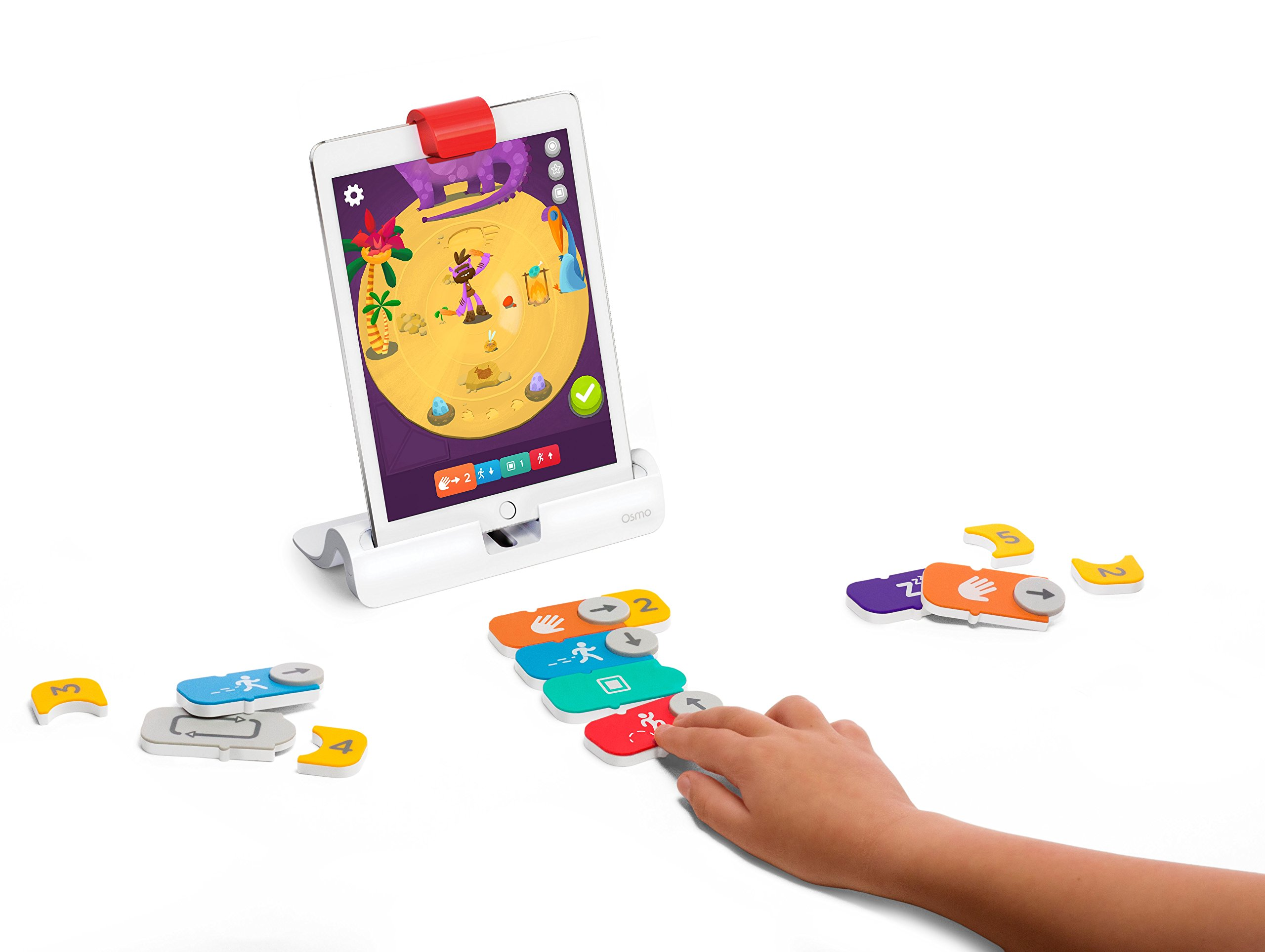 Osmo - Coding Jam - Ages 6-12 - Music Creation, Coding & Problem Solving - For iPad and Fire Tablet (Osmo Base Required) by Osmo (Image #2)