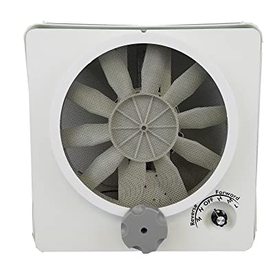 Hengs Industiries - 90046-CR Vortex II Replacement Fan Kit (501.1099): Automotive