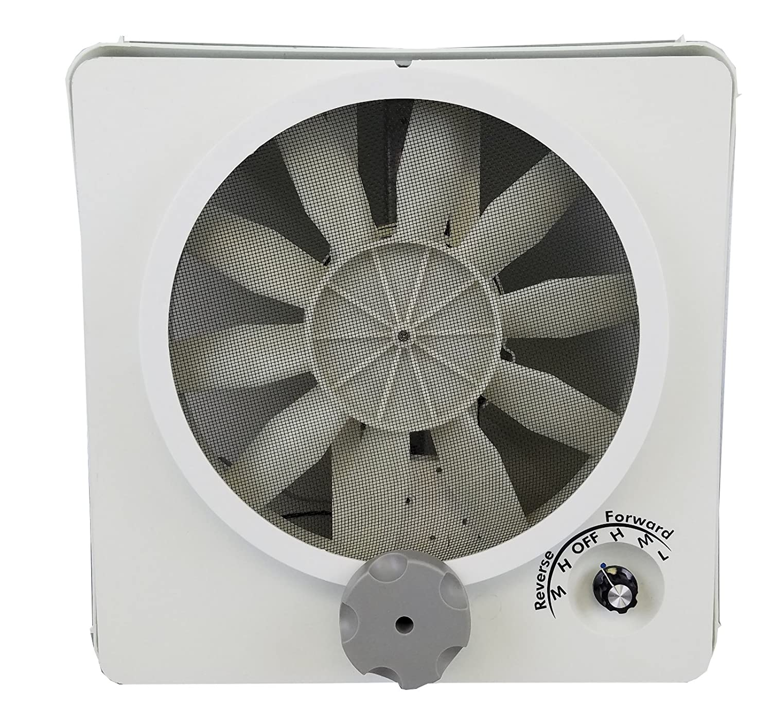 Hengs Industries 90046CR Vortex II Replacement Fan Kit (501.1099)