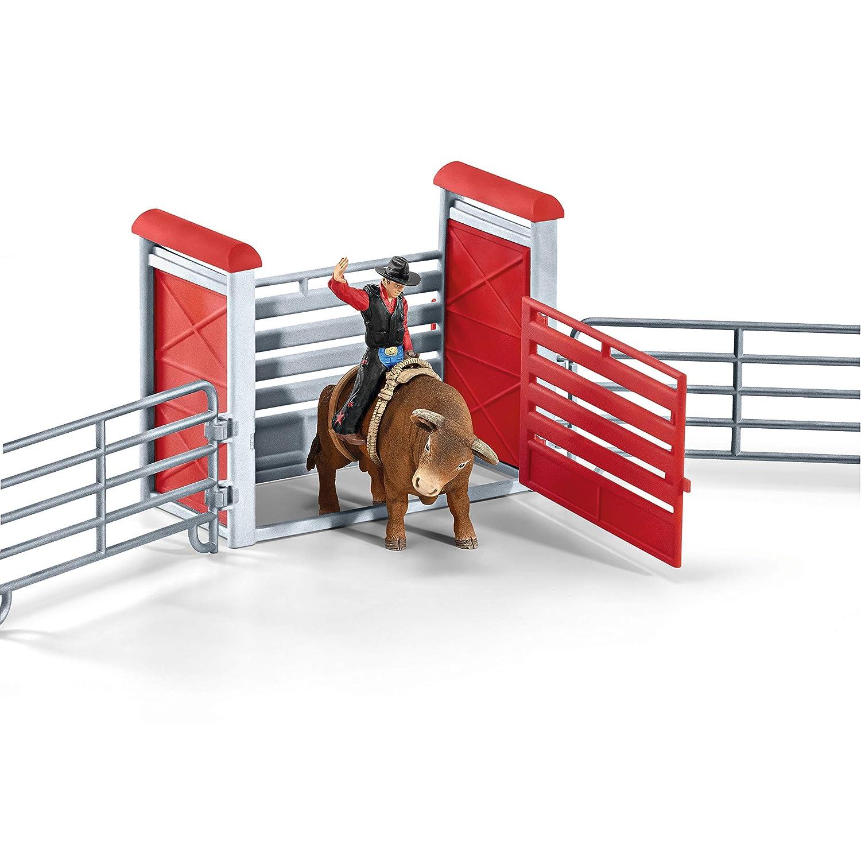 Monta de toros con Vaquero 41419 Schleich