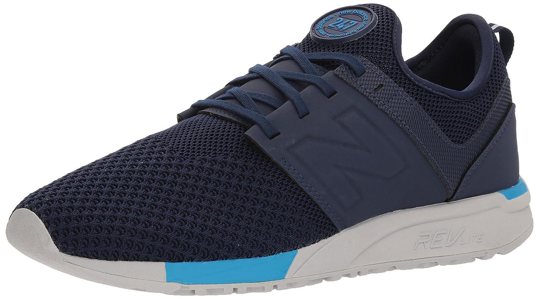 New Balance Herren 247 Classic Mesh Sneaker  40 EU|Blau