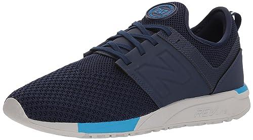 new balance 247 blu