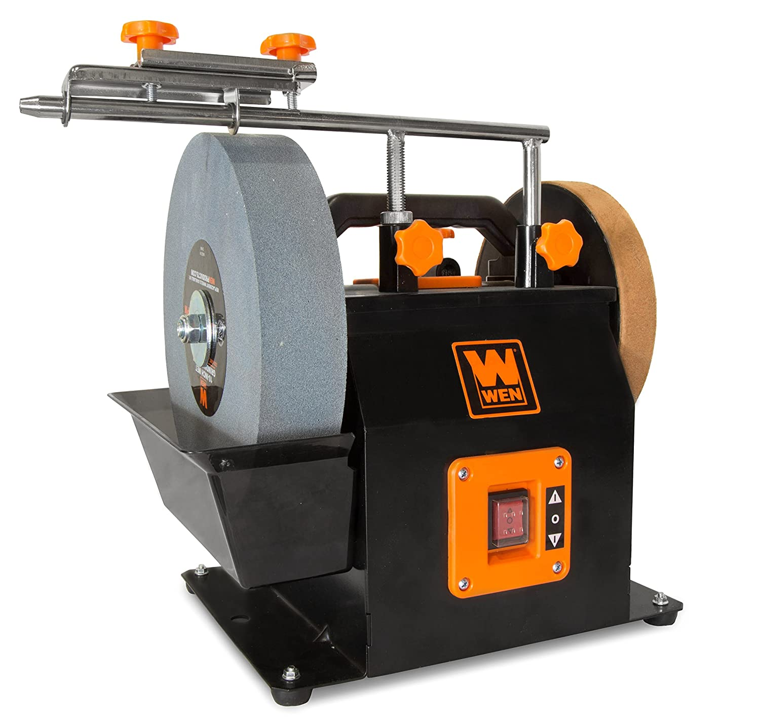 WEN 4270 10 Inch Two Direction Water Cooled Wet Dry Sharpening System