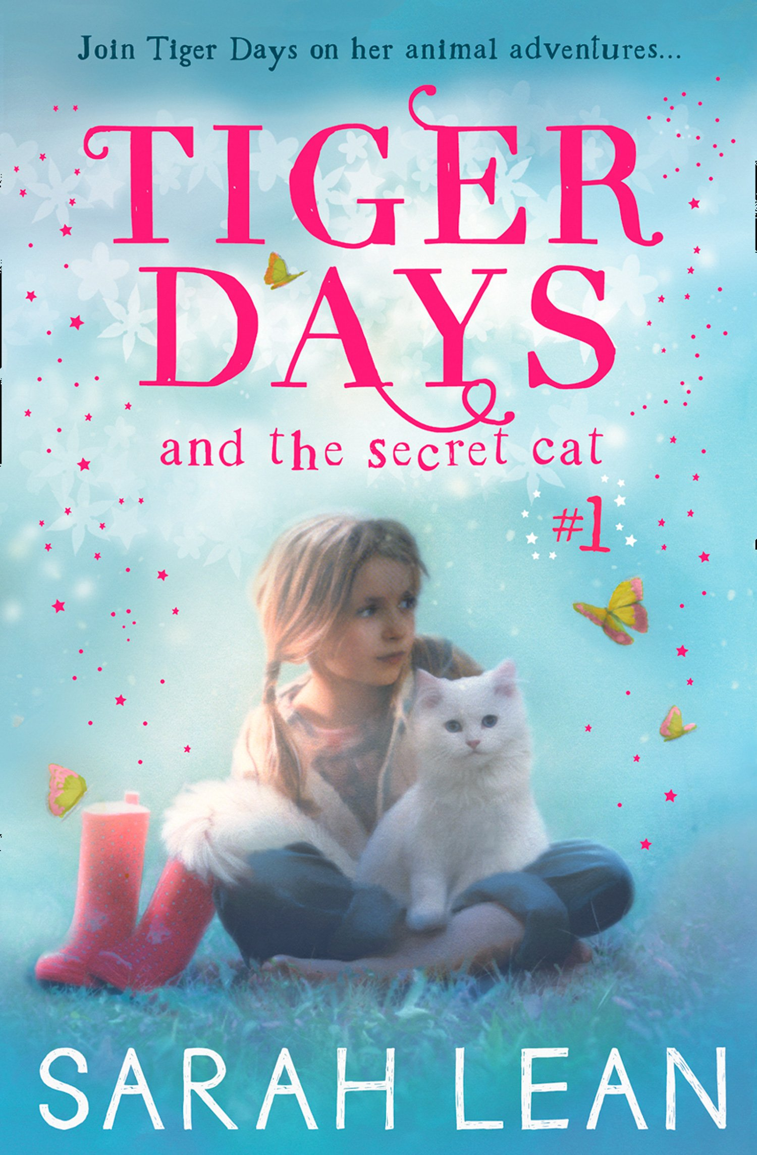 Read Online The Secret Cat (Tiger Days, Book 1) pdf