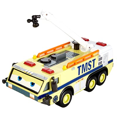 Disney Planes: Fire & Rescue Oversized Ryker Vehicle: Toys & Games