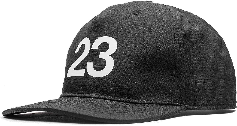 Nike Jordan Pro Cap 23 Engineered - Gorra Snapback Unisexo - Negro ...