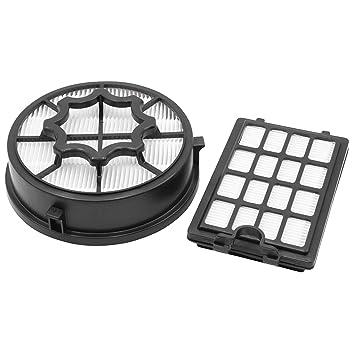 vhbw Set filtros aspiradora compatible con aspiradoras AEG ACC 5110 ...
