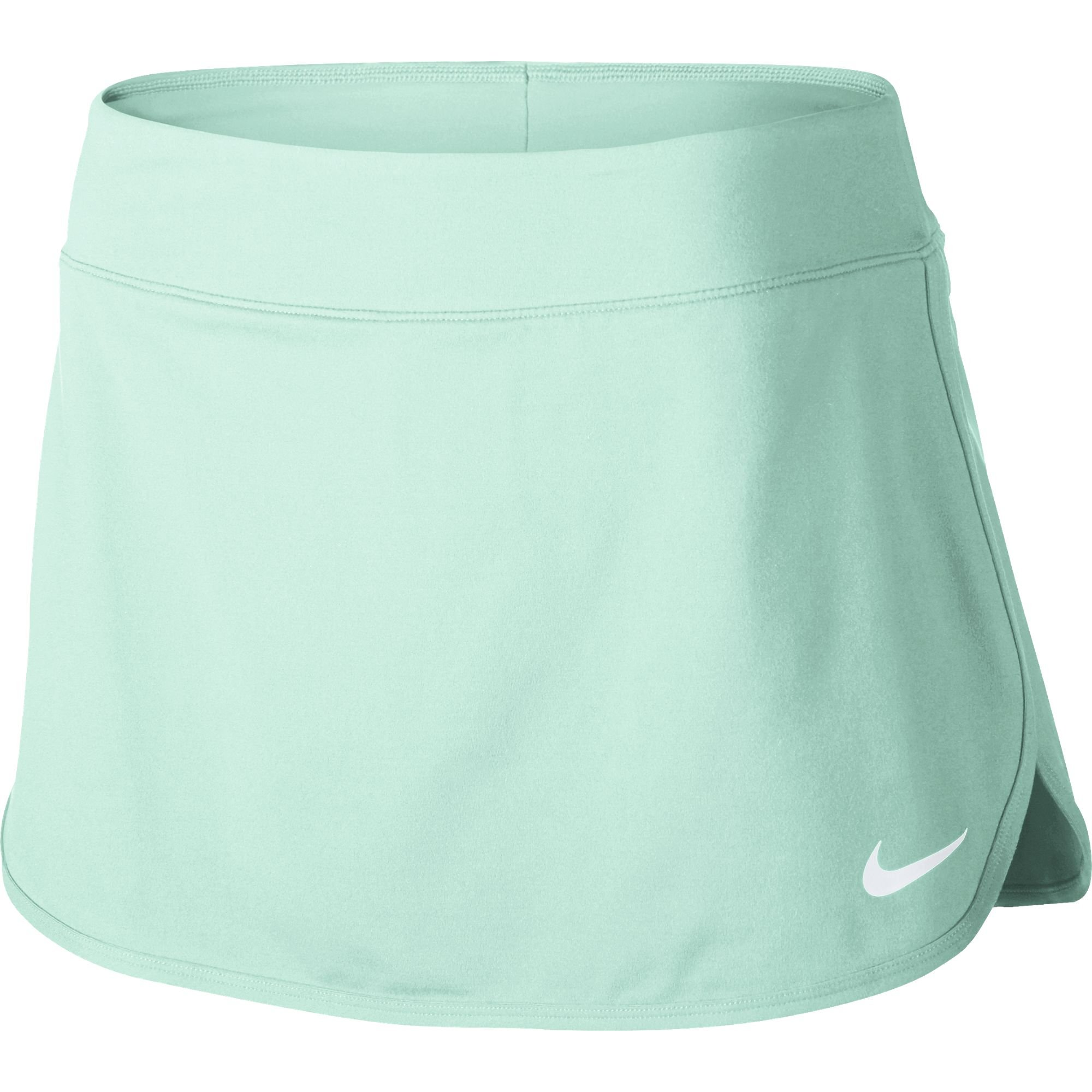 W NKCT Pure Skirt Women's Tennis Skirt, Igloo/White, Medium