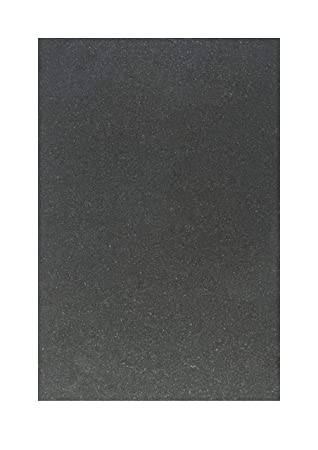 Granit Carrelage Nero Assoluto Satinee Motif Plaque 30 5 X