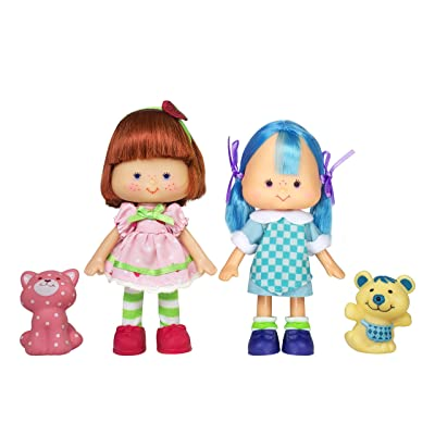 The Bridge Direct Strawberry Shortcake & Blueberry Muffin Doll: Toys & Games