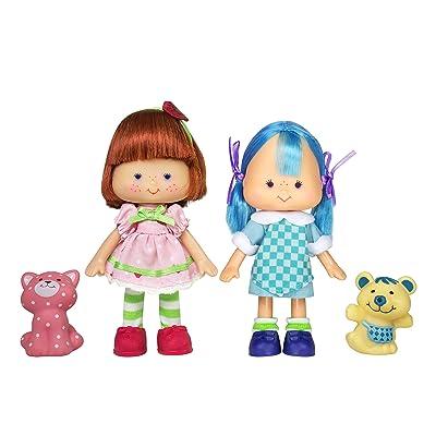The Bridge Direct Strawberry Shortcake & Blueberry Muffin Doll: Toys & Games [5Bkhe0402665]