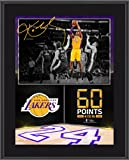 "Amazon Price History for:Kobe Bryant Los Angeles Lakers 10.5"" x 13"" 60 Point Finale Sublimated Plaque - Fanatics Authentic Certified"
