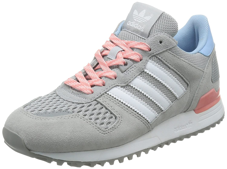 70abc36b Adidas Women's ZX 700 W, LGRANI/White/Pink, 7.5 US: Amazon.ca: Shoes &  Handbags