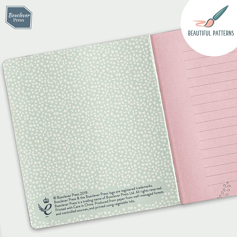 Sticky Notes Tabbed Note Books Enjoy Everyday de Boxclever Press. Paquete de 2 Paquete de 2