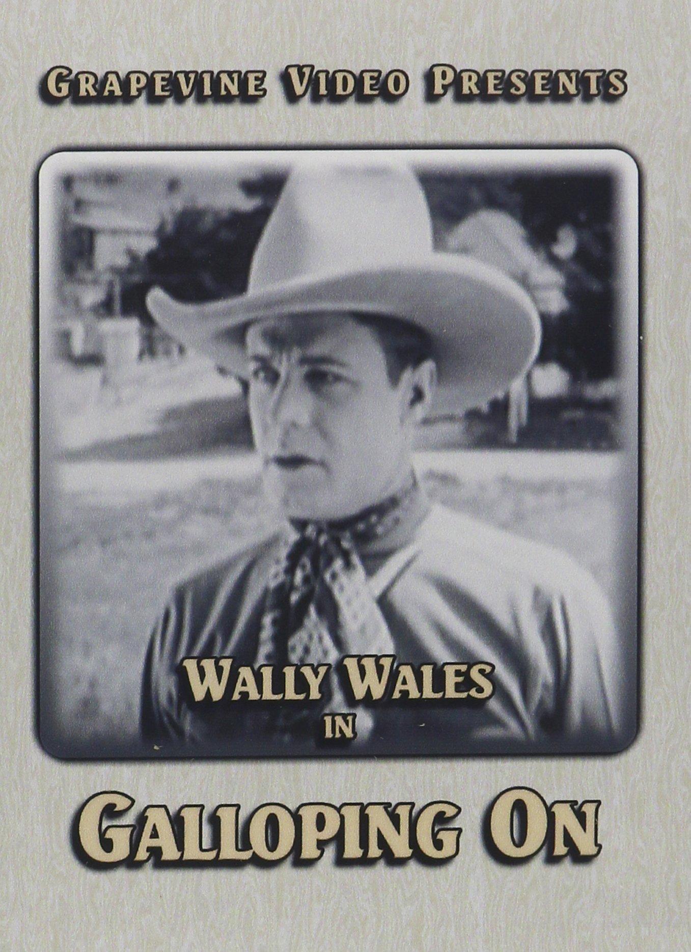 DVD : Galloping On (DVD)