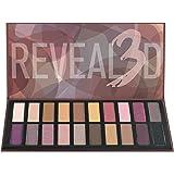 Coastal Scents Revealed 3 Eye Shadow Palette (PL-038)