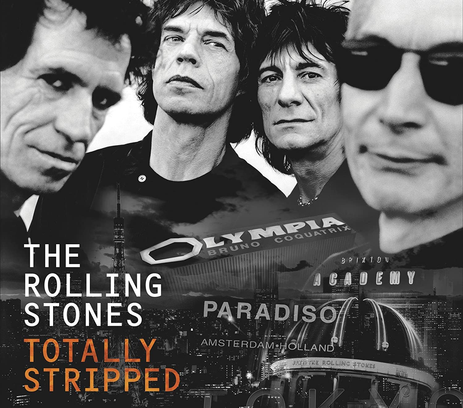 Amazon Totally Stripped DVDCD Rolling Stones Movies TV
