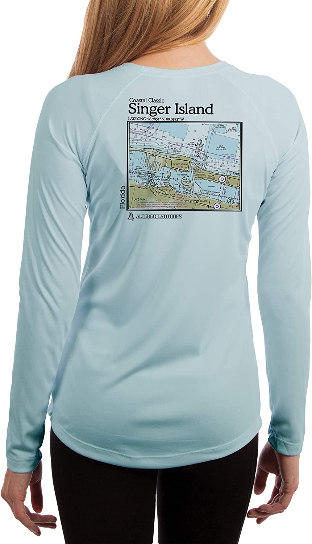 InterestPrint Mens Casual Shirt Blue Sea Water T Shirts Casual Short Sleeve Tee Shirts S-5XL