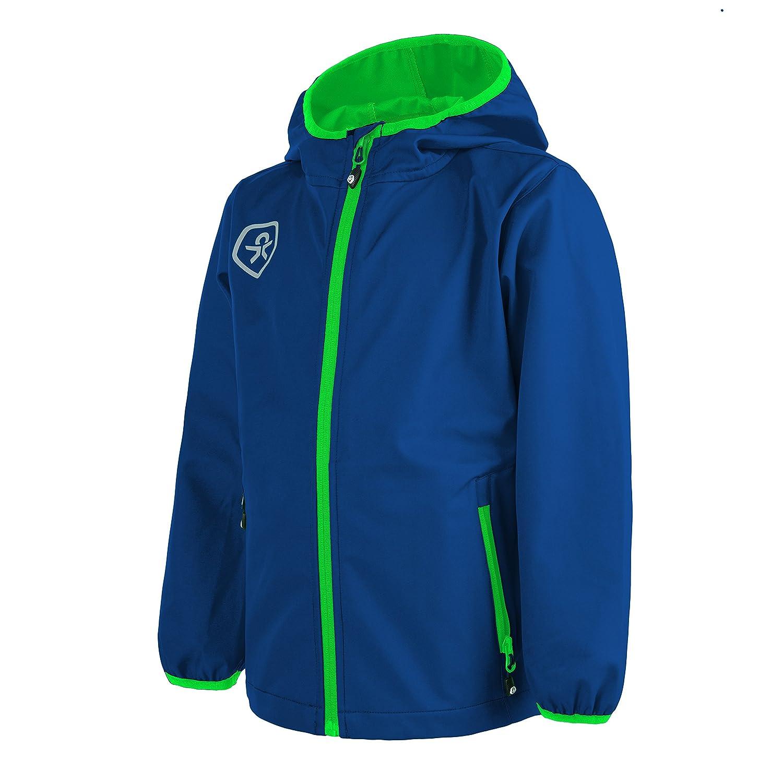 Color Kids. Barkin, Softshell-Jacket Junior Air-Flo 8000, Estate Blue