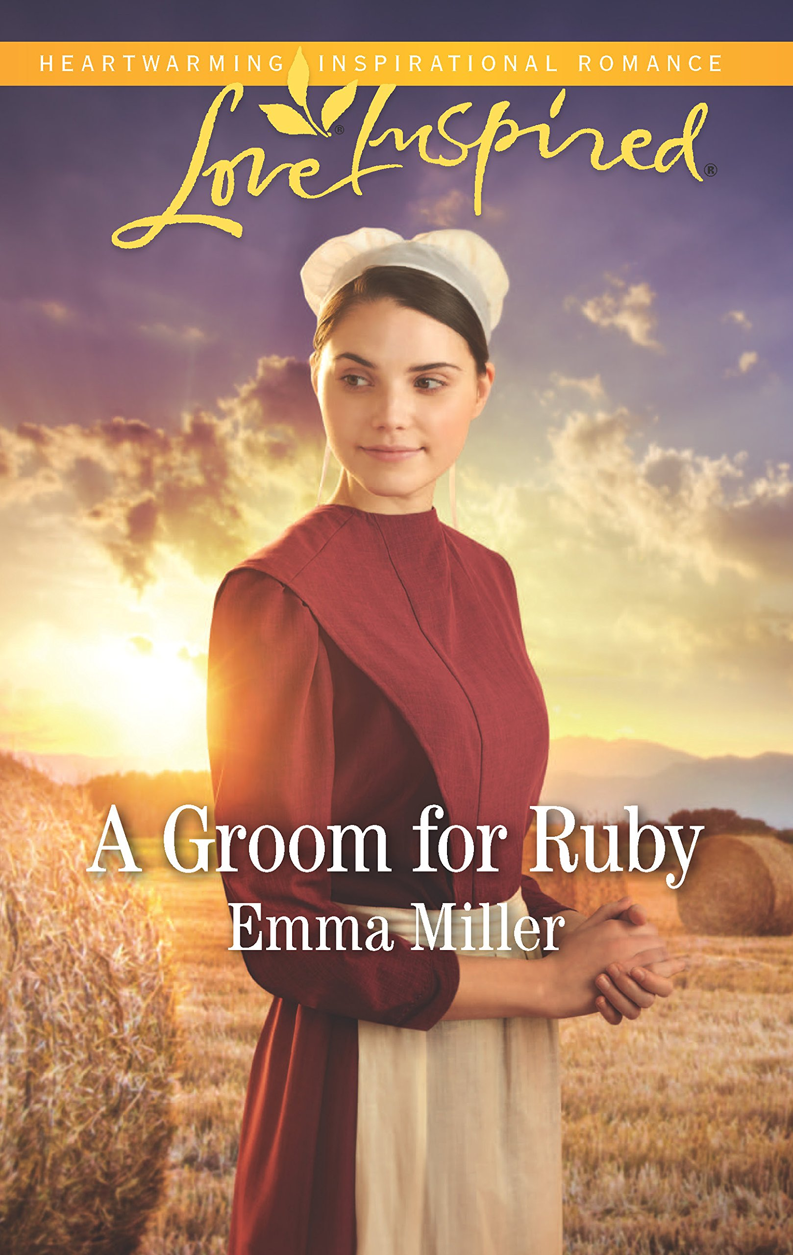 A Groom for Ruby (The Amish Matchmaker): Emma Miller: 9780373622900:  Amazon.com: Books