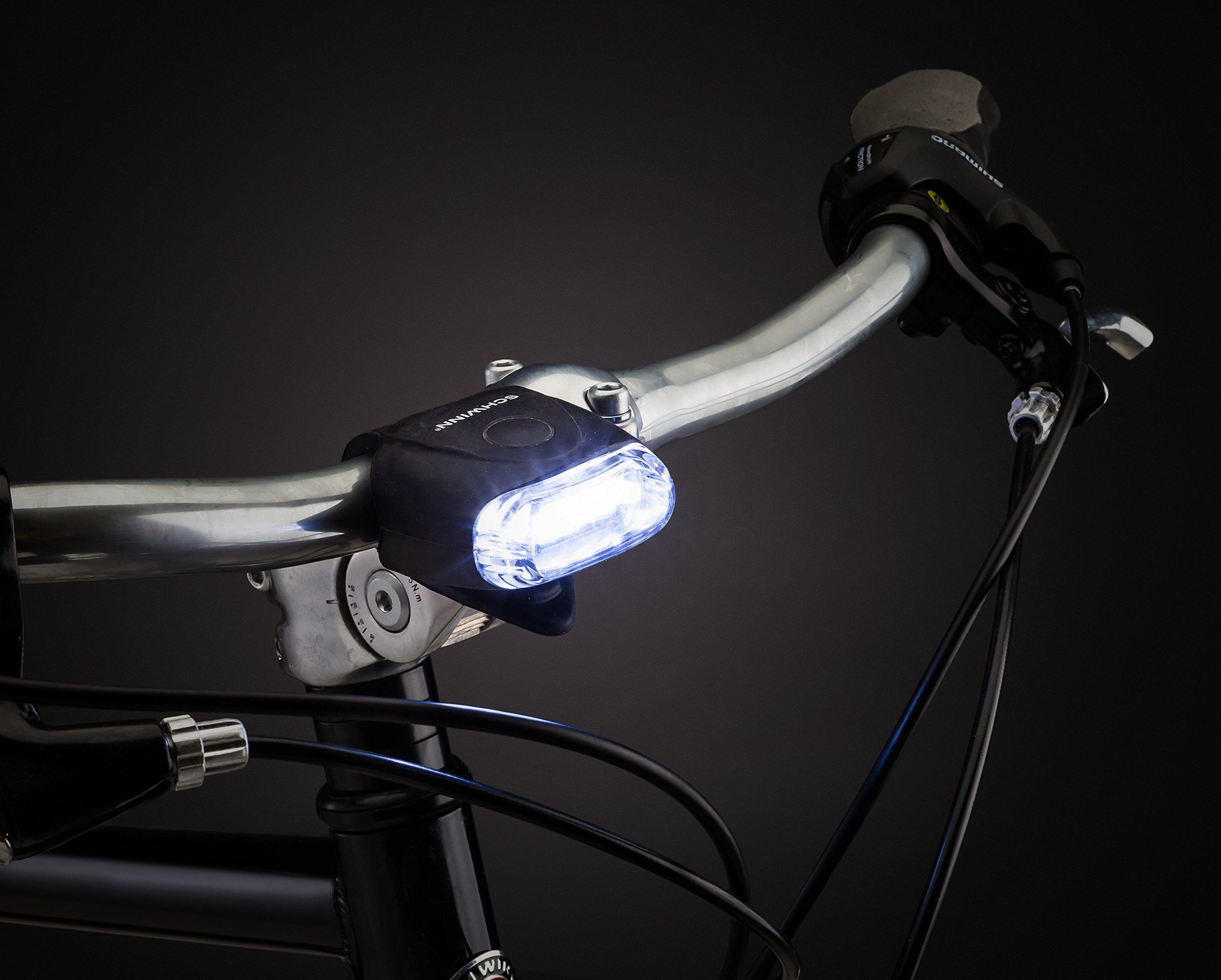 Schwinn SW77559-4 Snake Lights with 5 LED, Black by Schwinn (Image #2)