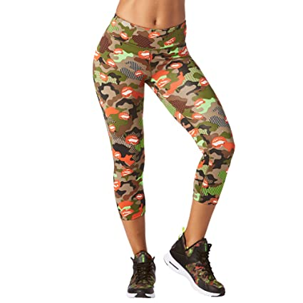 Party Capri Zumba Basement LeggingsPantaloni Fitness Da In Donna 0OPnwk