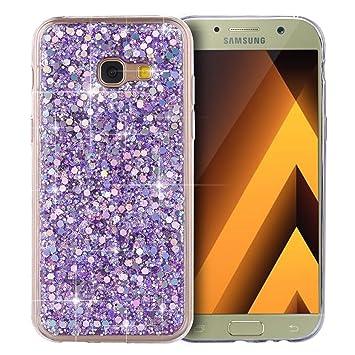 YSIMEE para Carcasa Samsung Galaxy A5 2017,Xmas Decoración ...