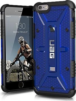 Urban Armor Gear UAG-IPH6/6SPLS-CBT-VP - Carcasa para Apple iPhone 6 Plus / 6S Plus, Transparente