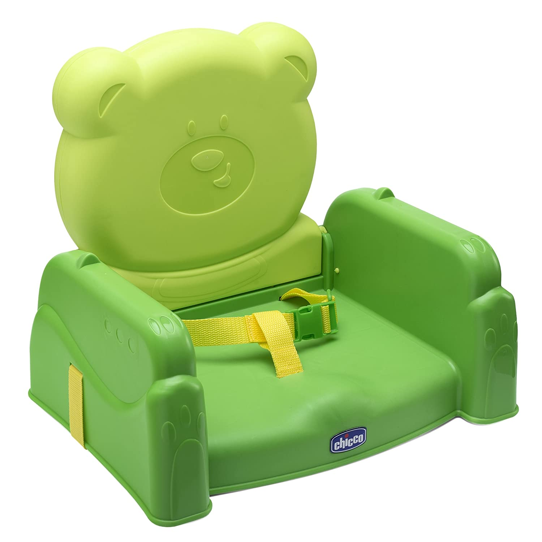 Chicco Rialzo sedia New Mr Party Colore Green Amazon Prima infanzia