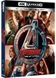 Avengers age of ultron 4k  (2 Blu Ray)
