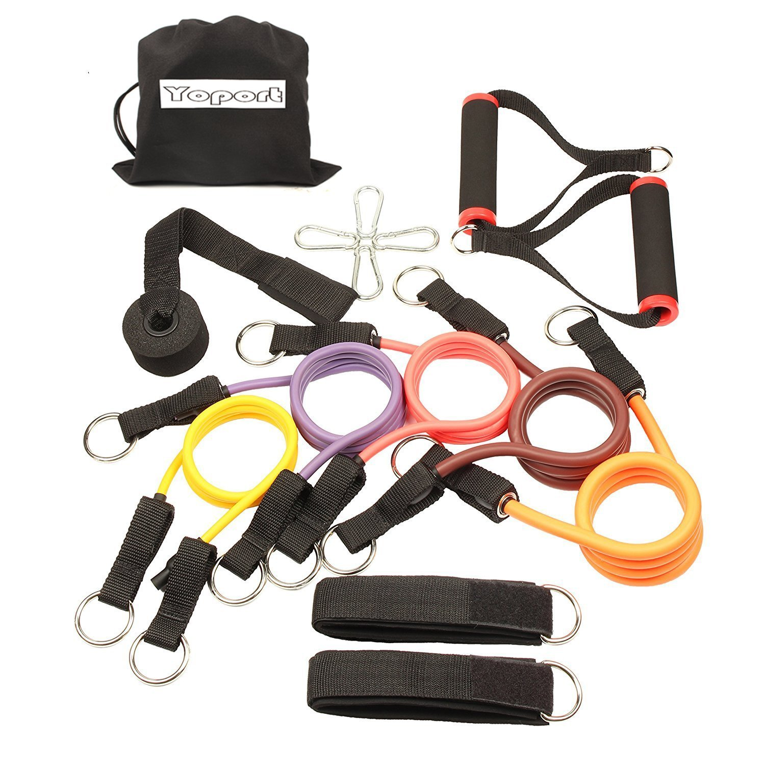 Yupro Exercise Resistance Band Set for Muscle Building , Exercise Resistance Training bands for Home Exercise ,GYM , Exercise Training Class ,Rehabilitative Exercises … Rehabilitative Exercises ... Yoport