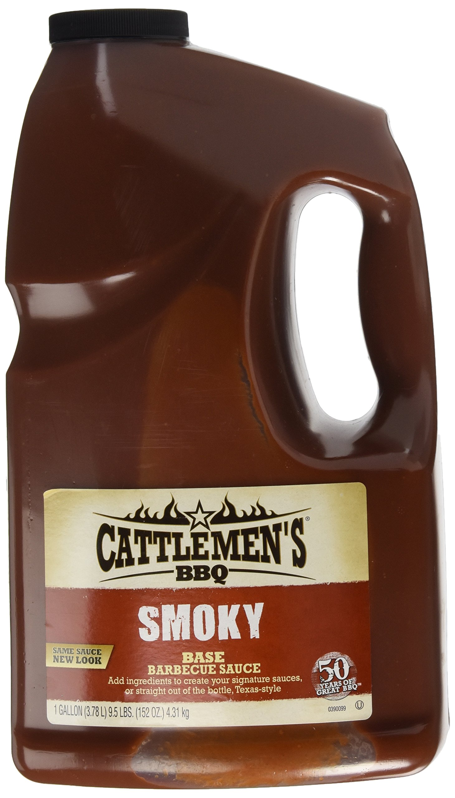 Cattlemen's Smoky Barbecue Sauce - 1Gal 10