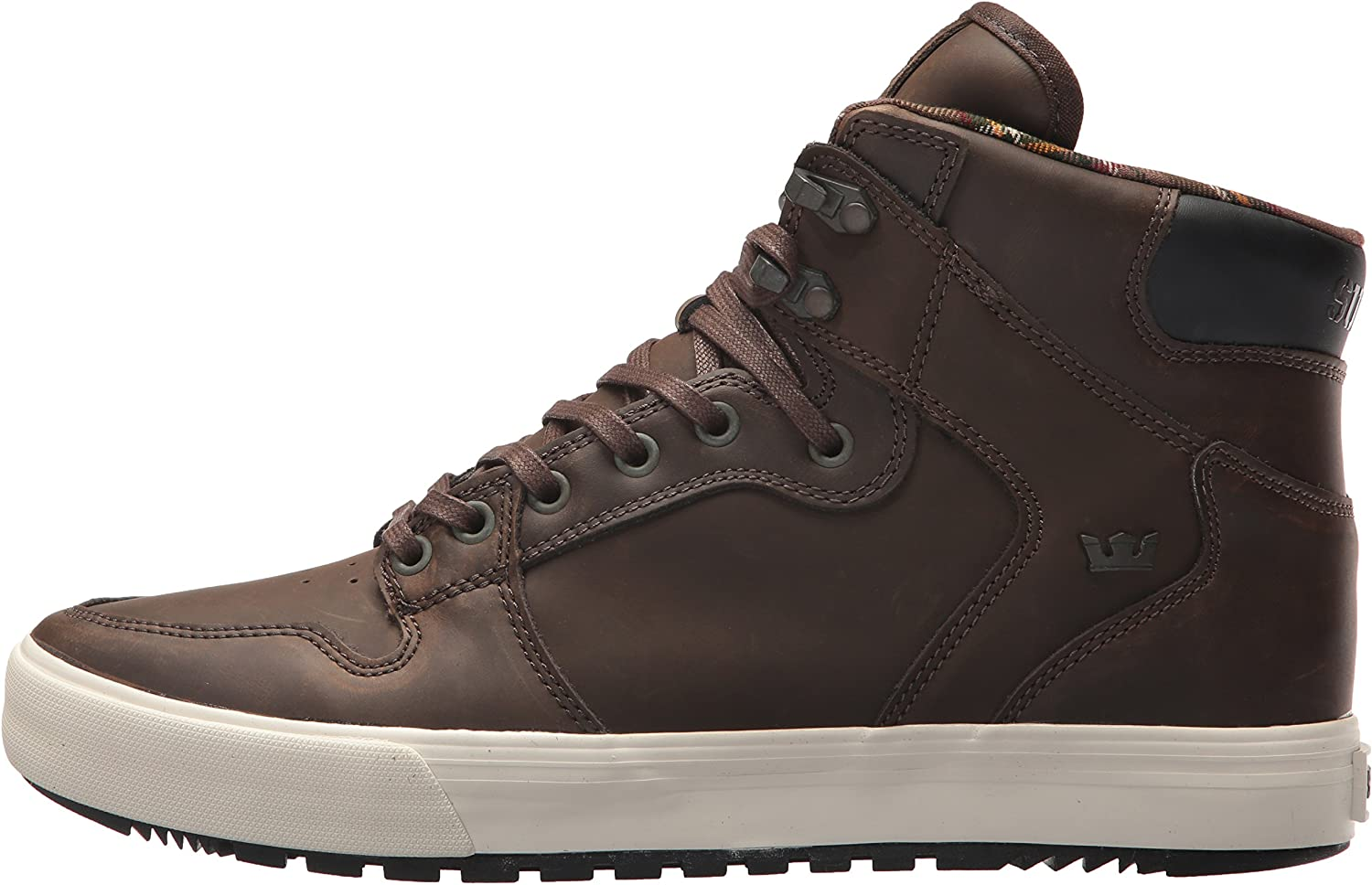Vaider Cold Weather High Top Skate Shoes
