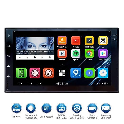 43 opinioni per Atoto 7 HD Touchscreen 2Din Navigazione