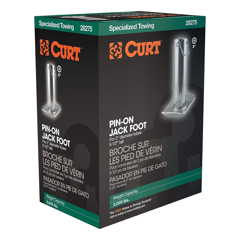Curt 28275 Jack Foot