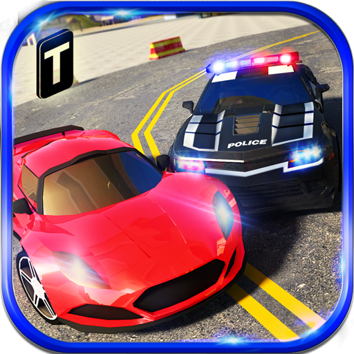 Police Chase Adventure sim 3D (Furious 7 Sound)