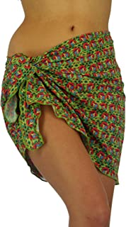 product image for Lifestyles Direct tan Through Sarong -Toucan