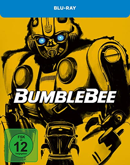 Bumblebee - Blu-ray Limited Steelbook Alemania Blu-ray: Amazon.es: Hailee Steinfeld, John Cena, Travis Knight, Hailee Steinfeld, John Cena: Cine y Series TV