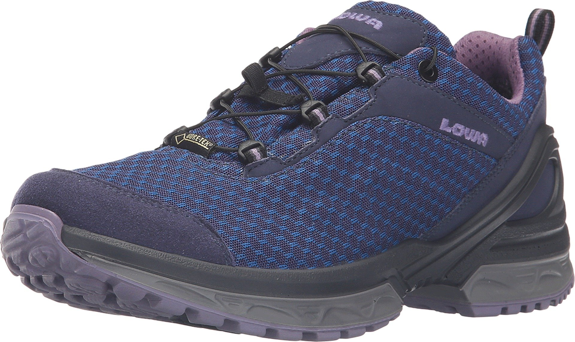 Lowa Women's Onyx GTX Lo Blackberry/Lilac Athletic Shoe by LOWA Boots