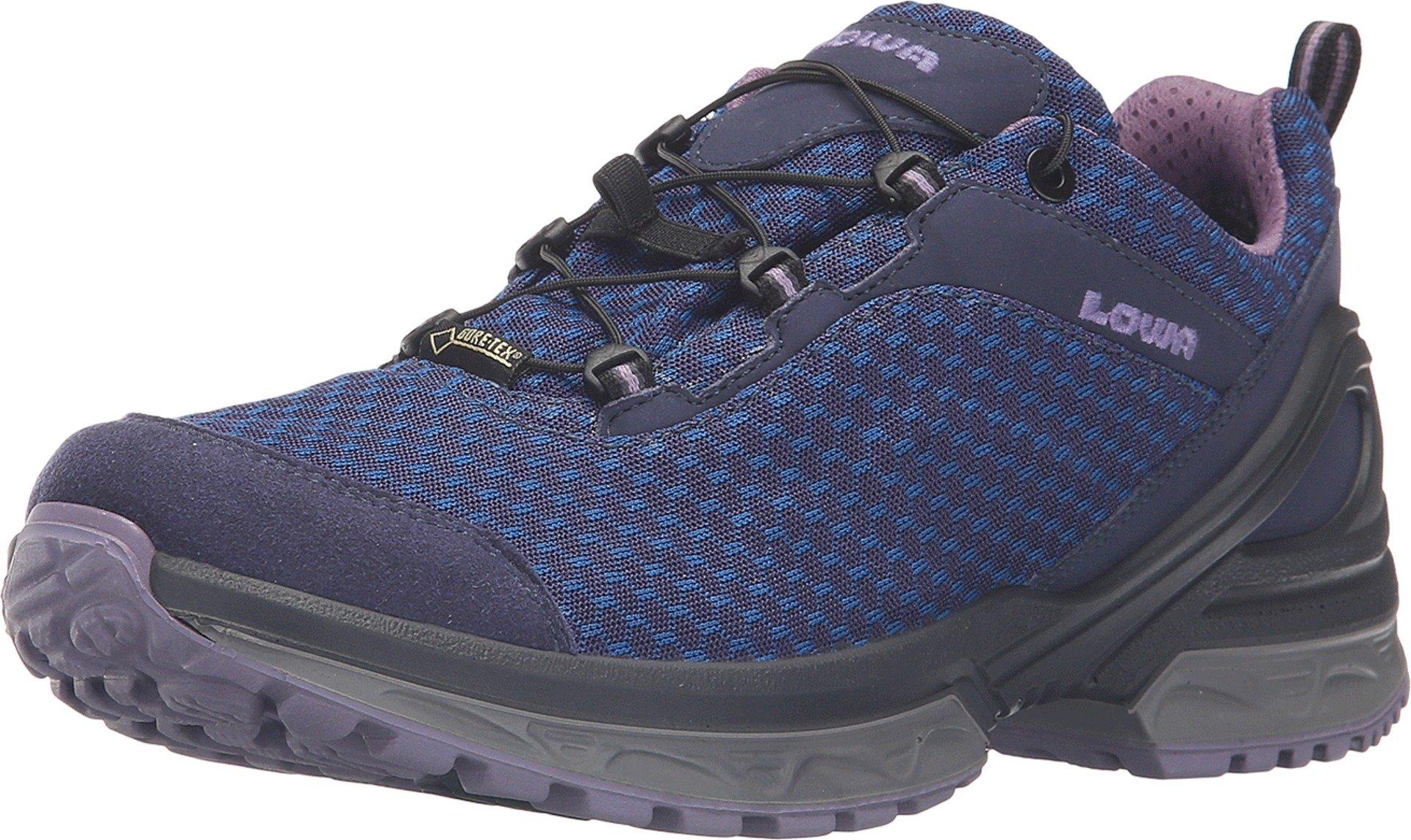 Lowa Women's Onyx GTX Lo Blackberry/Lilac Athletic Shoe