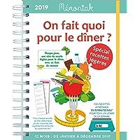 On fait quoi pour le dîner Spécial recettes légères Mémoniak 2019